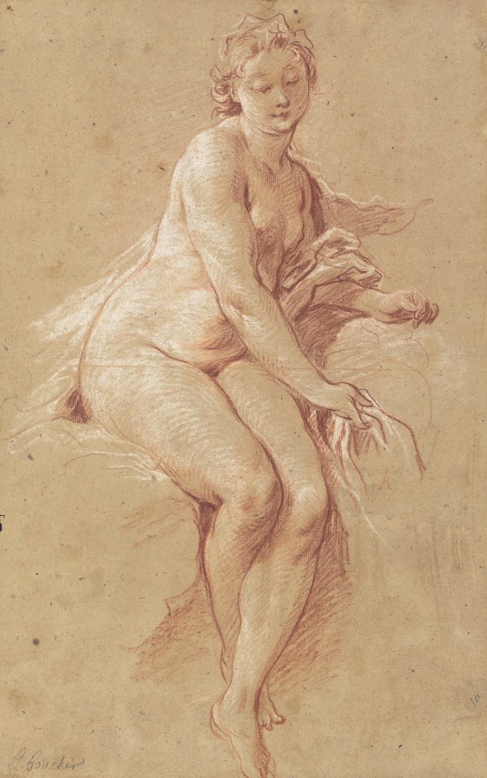 Francois Boucher. Aurora