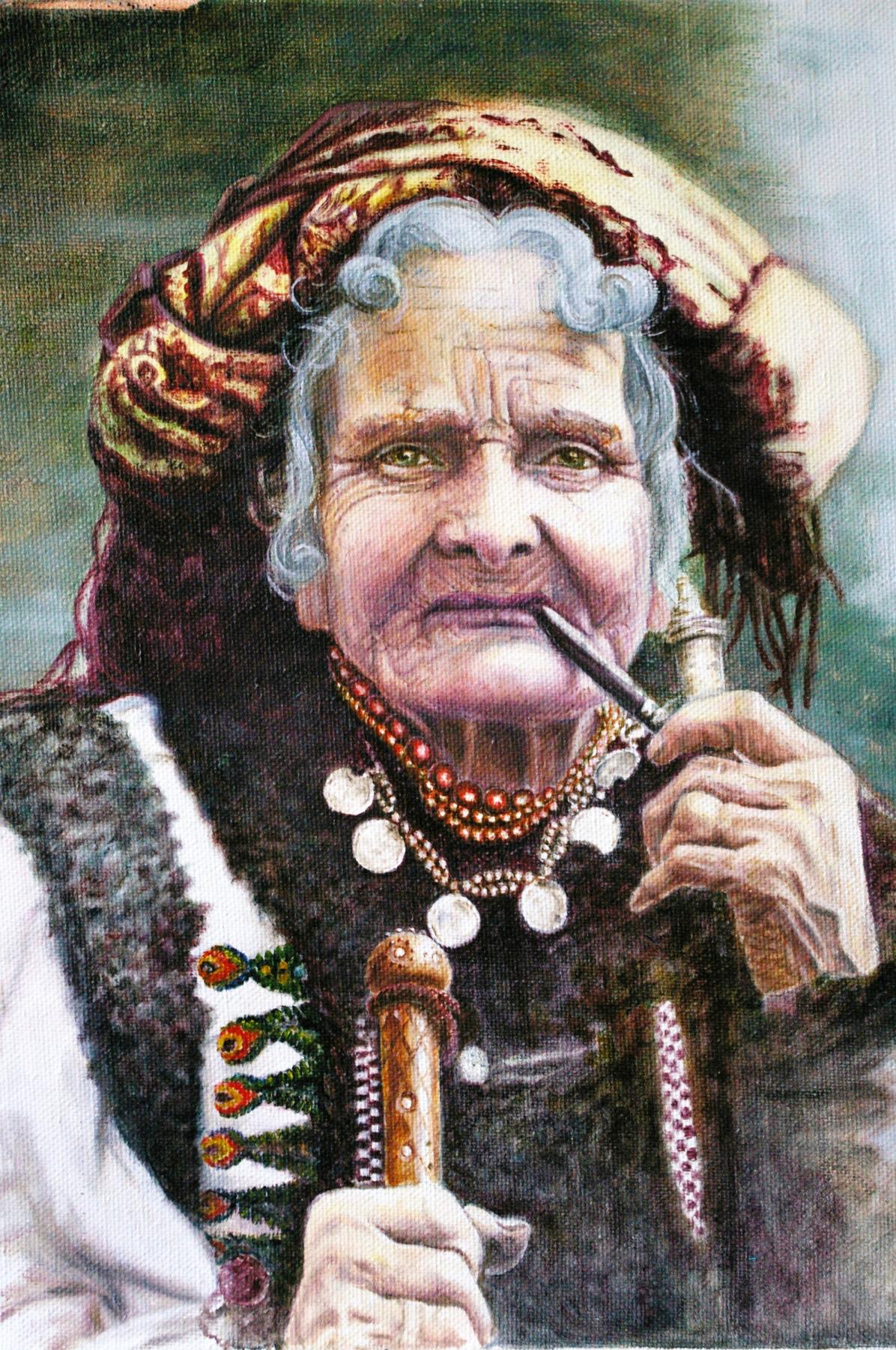 Natalia Bagatskaya. Chukutikha