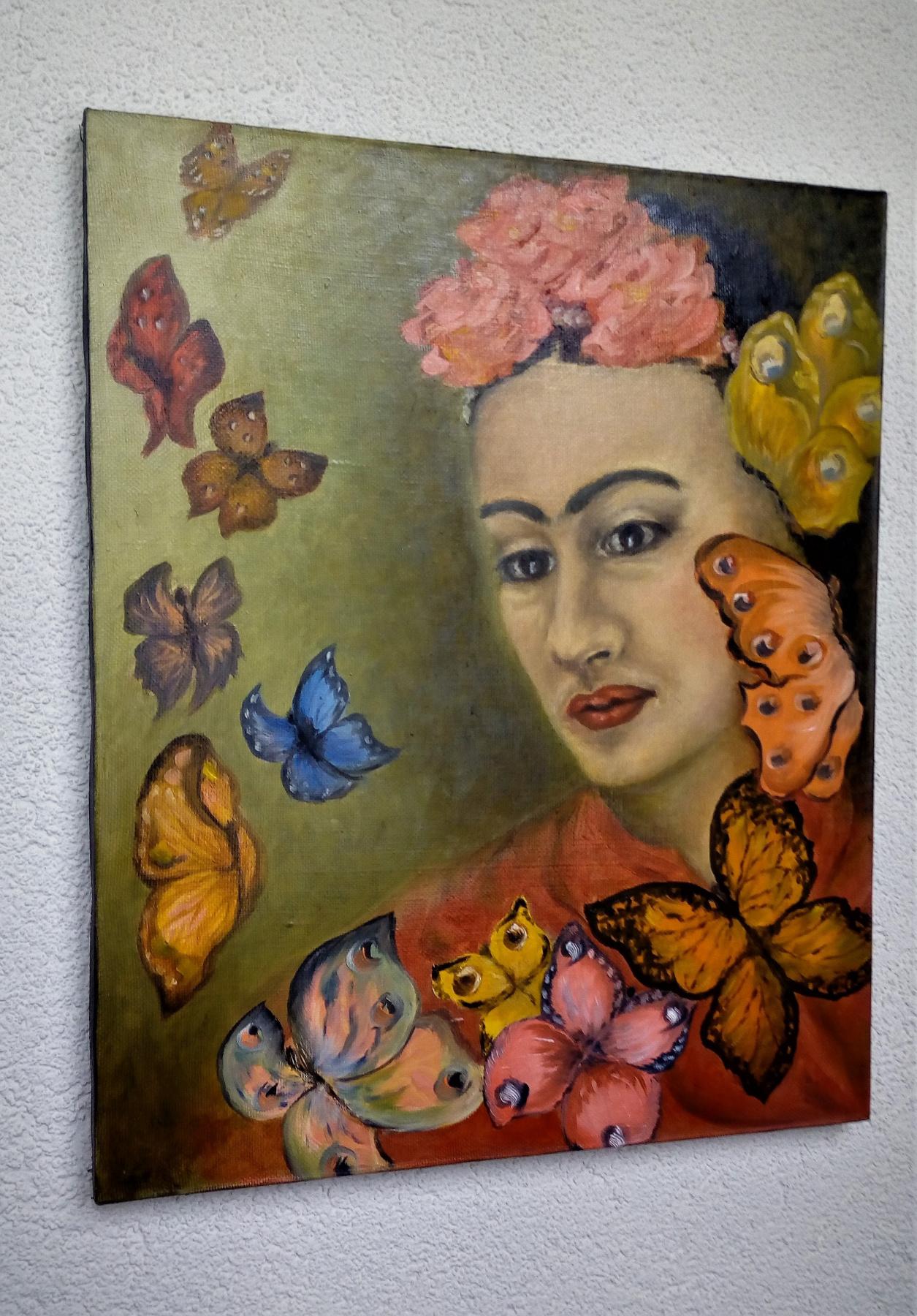 "Madeleine Fox. "" Frida Kahlo"""