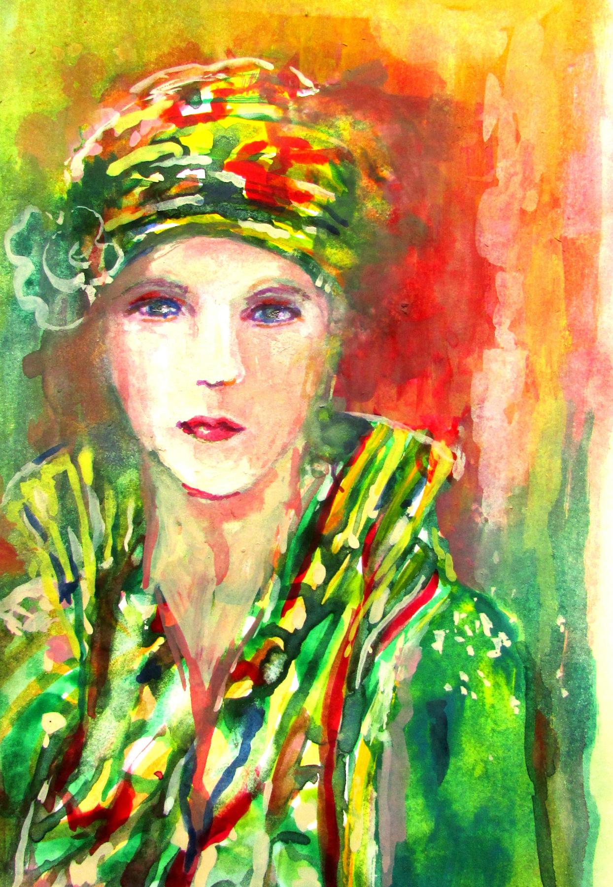 Maureen Tomaino. Verdant Mood