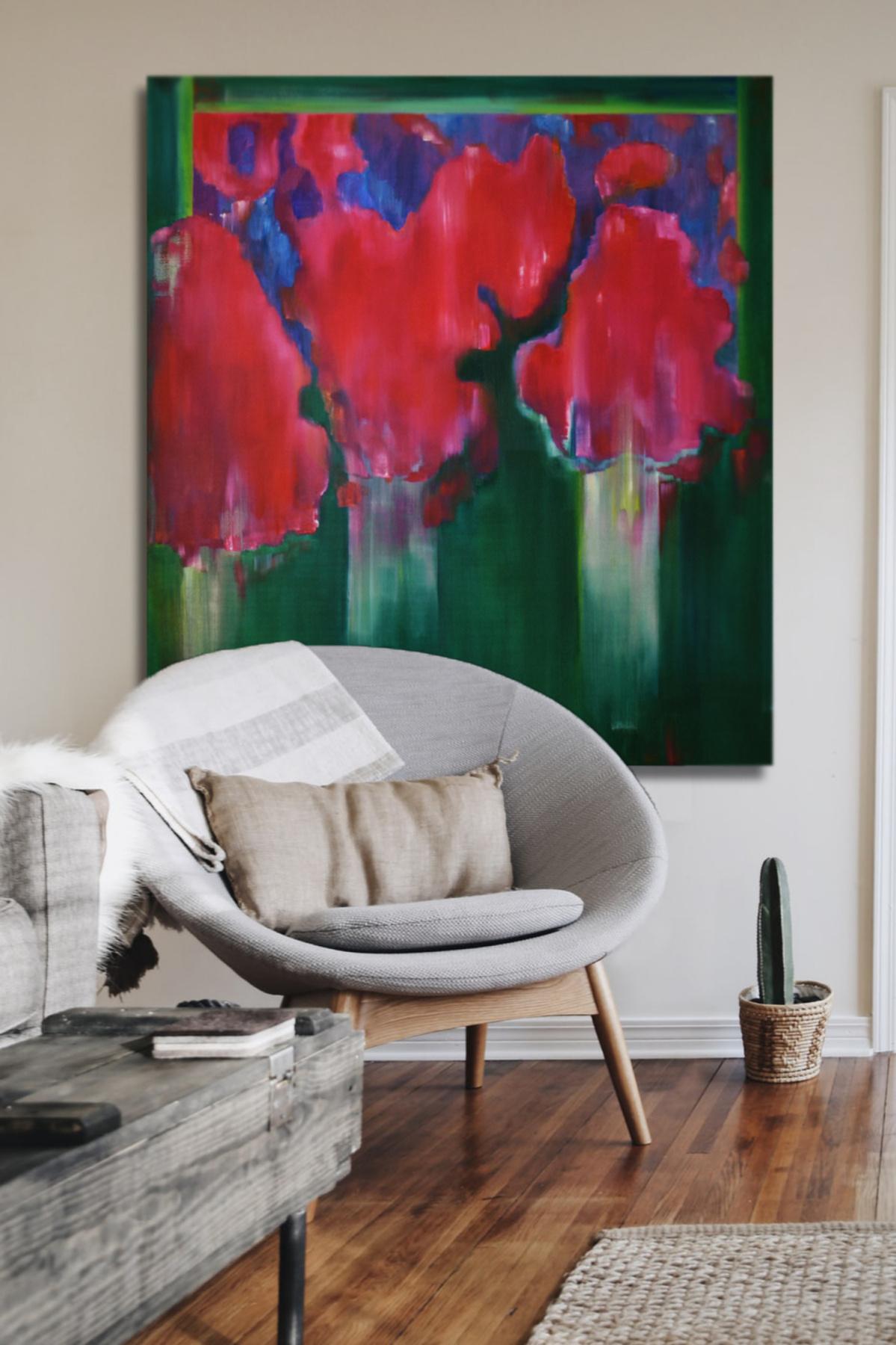 INSPIRATION - original oil painting