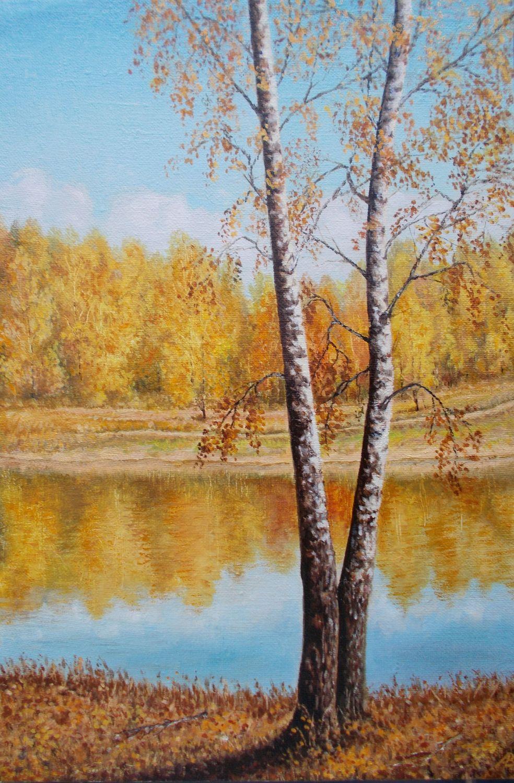 Vladimir Vasilyevich Abaimov. The transparent Silence of Autumn