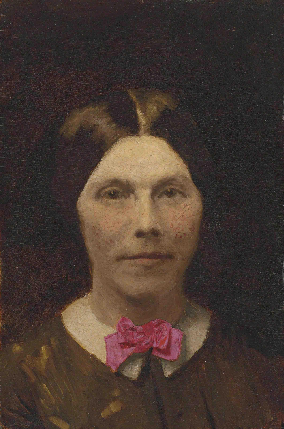 Thomas Eakins. Mrs. Samuel Hall Williams