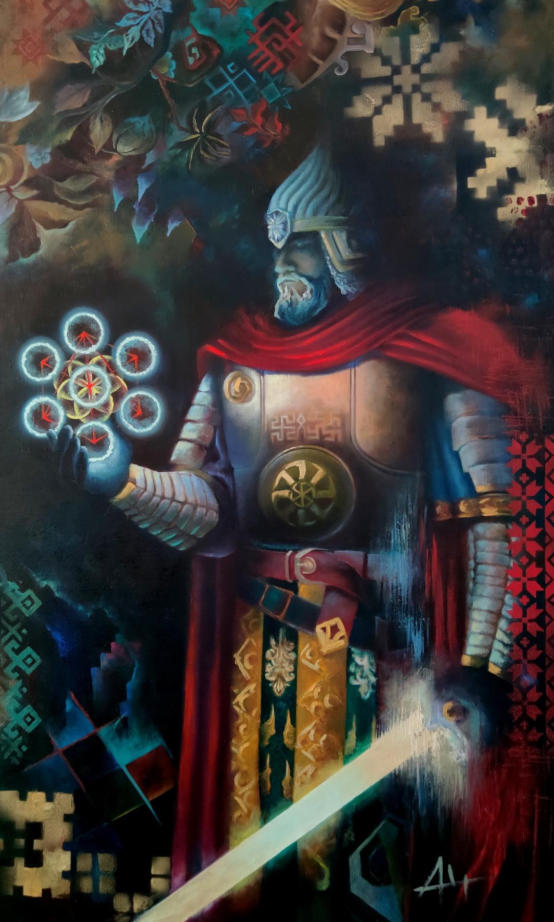 Alexey Chernov. Gift of the Gods