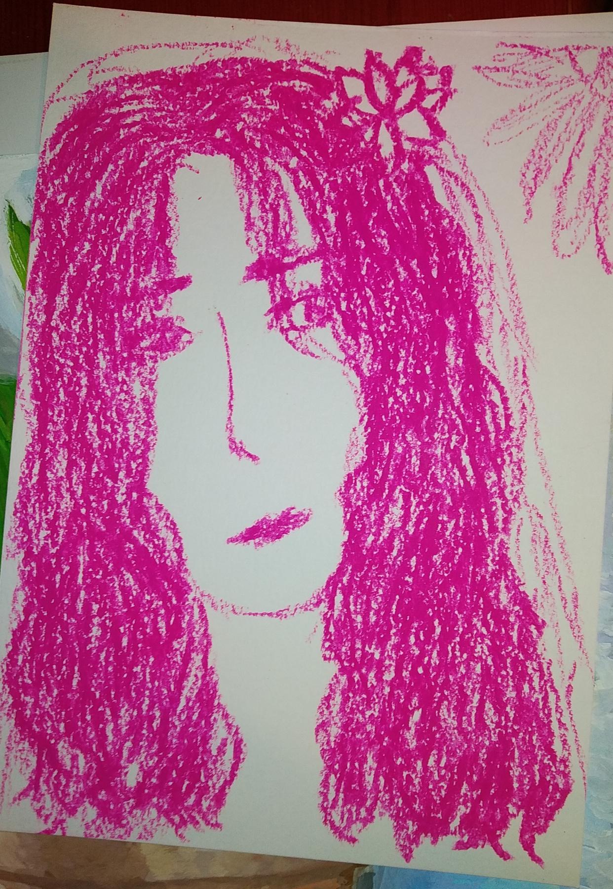 Zina Vladimirovna Parisva. Pink