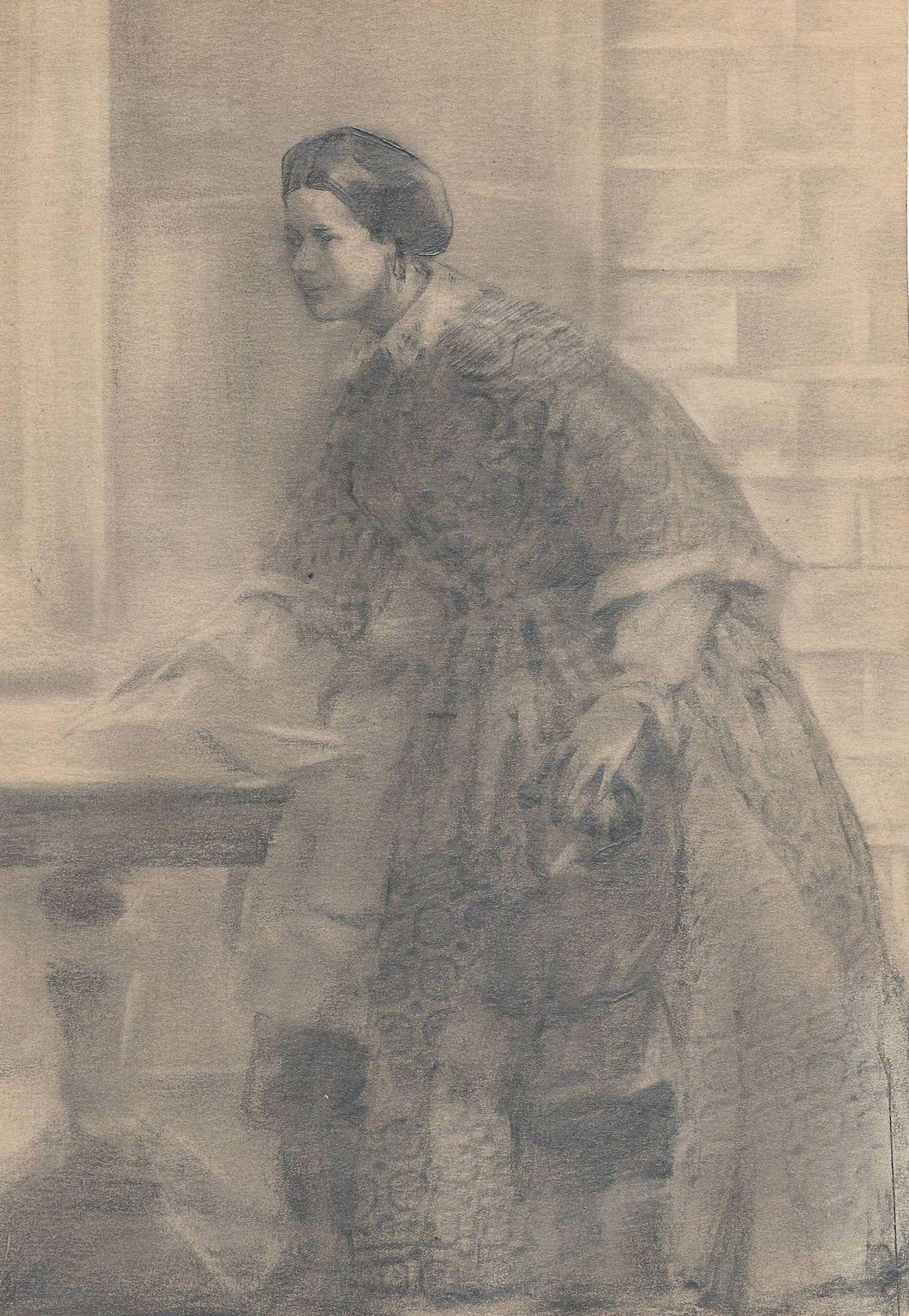 Natalia Agapieva - Zakharova. Mistress and children