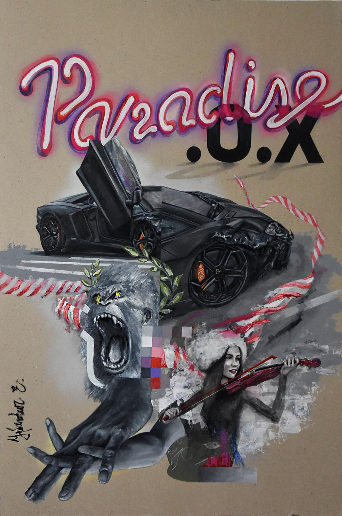Evgeny Urbanovich. Paradise paradox