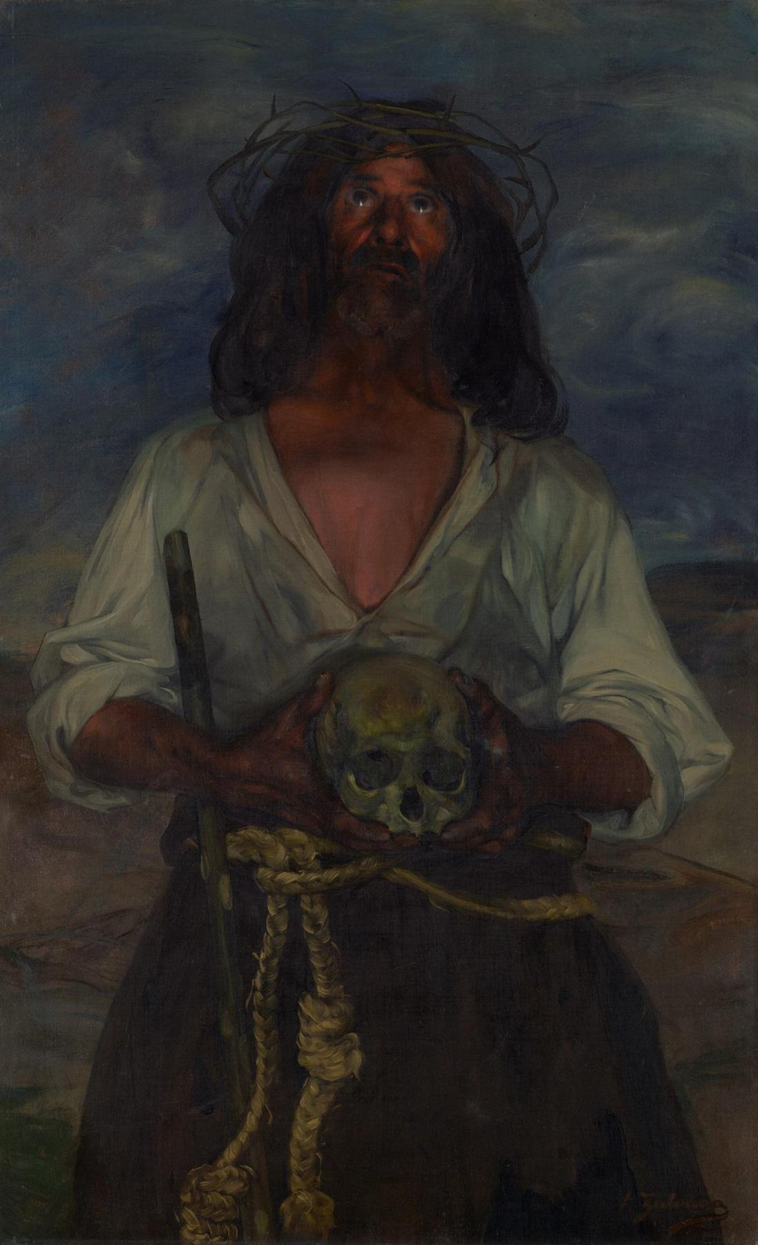 Ignacio Suloaga. Hermit