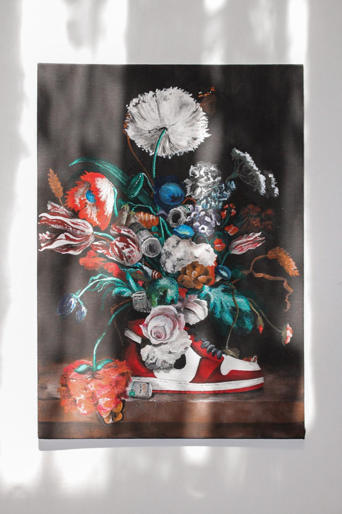 Flora Sneaker(репродукция)