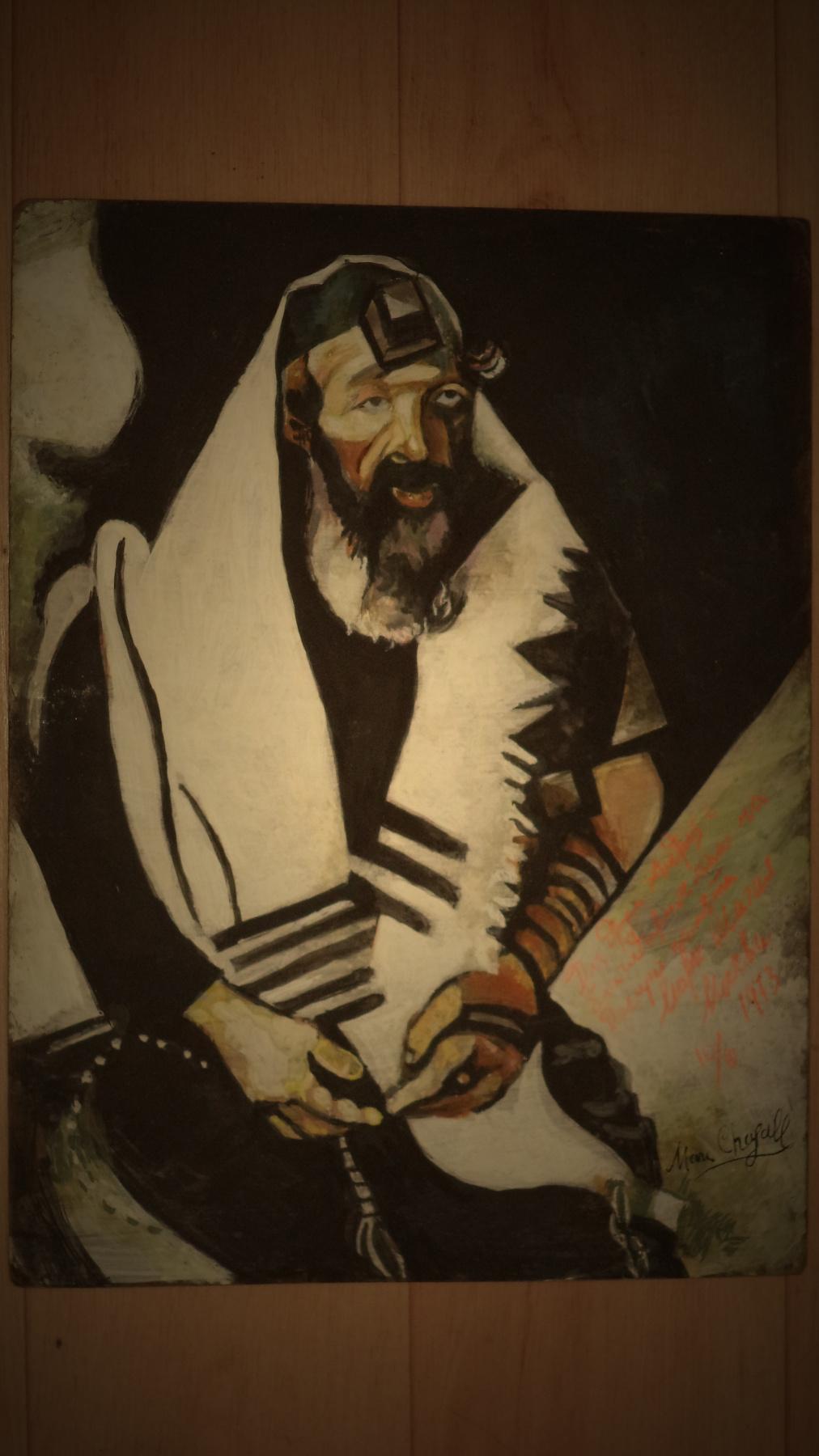 Chagall. Jew