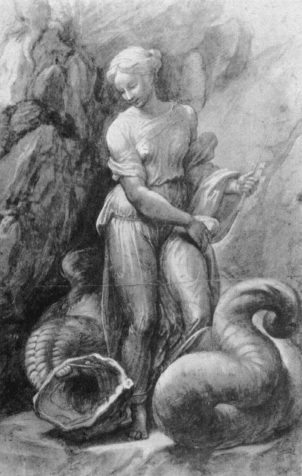 Raphael Sanzio. St. Margaret