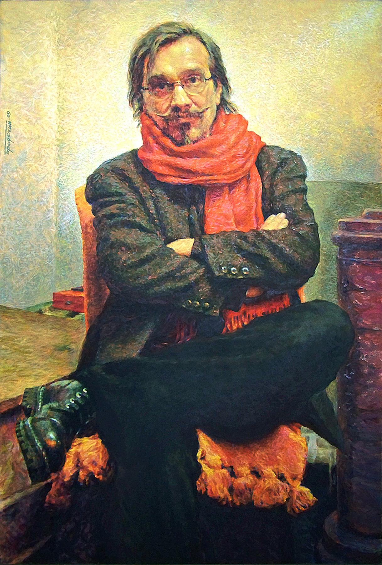 David Shikovich Brodsky. Maestro Kulai-Kulaichuk