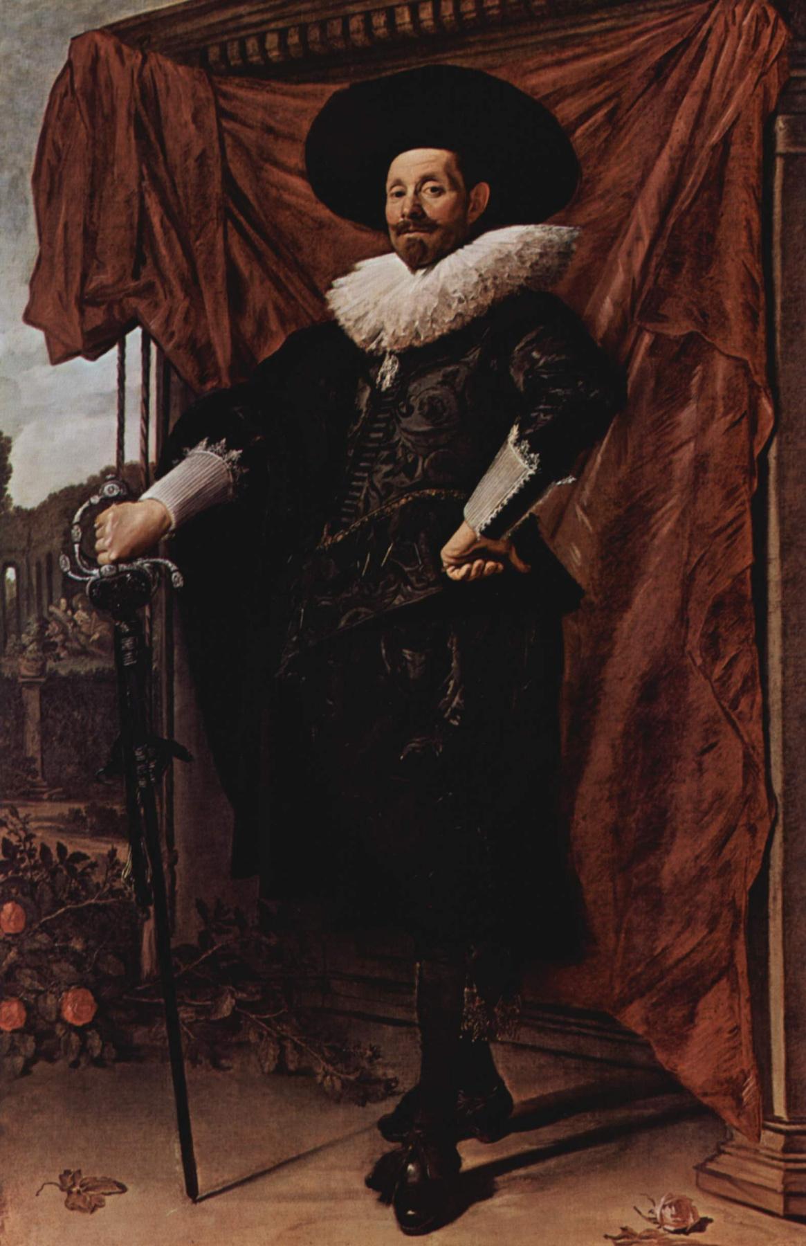 Portrait Of Willem Heytheysena
