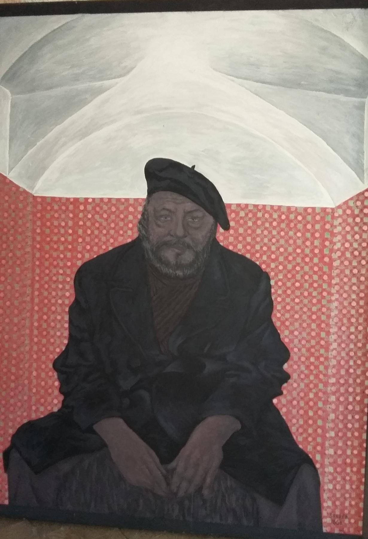 Nikolay Zverev. Poet