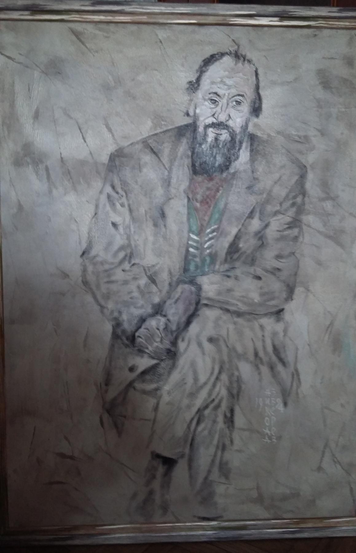 Nikolay Zverev. Philologist