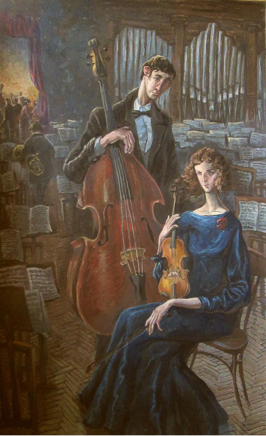 Dmitry Gusynin. Duet