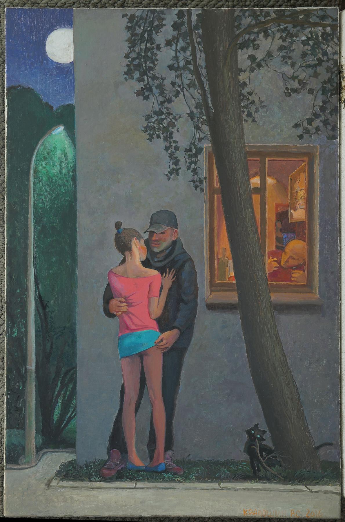 Victor Sidorovich Kraposhin. Juno lovers
