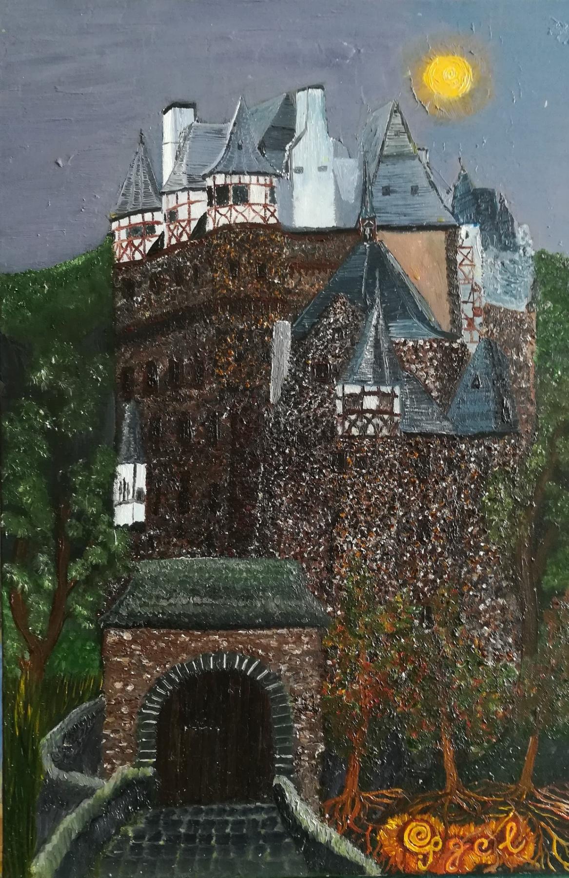 Jack Pigel. Замок