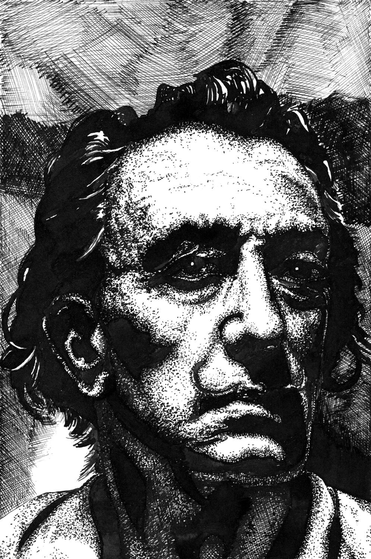 Vladimir Vasilyevich Abaimov. Master Salvador Dali 2