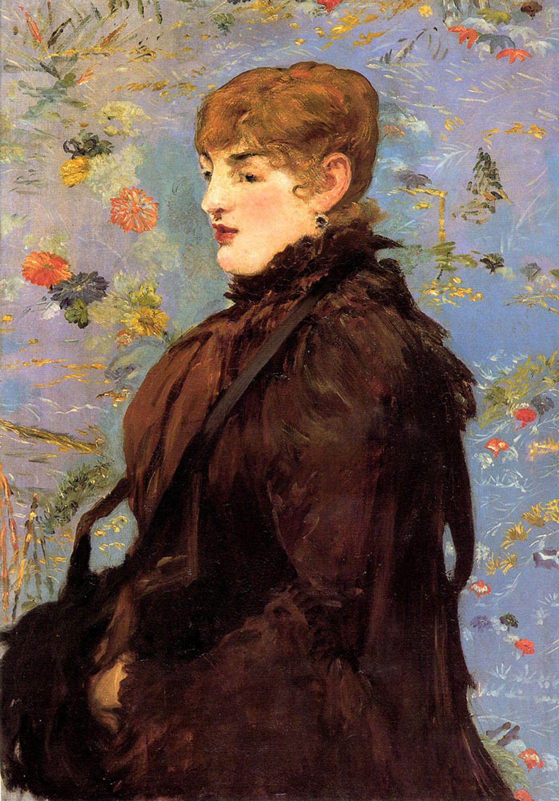 Edouard Manet. Autumn