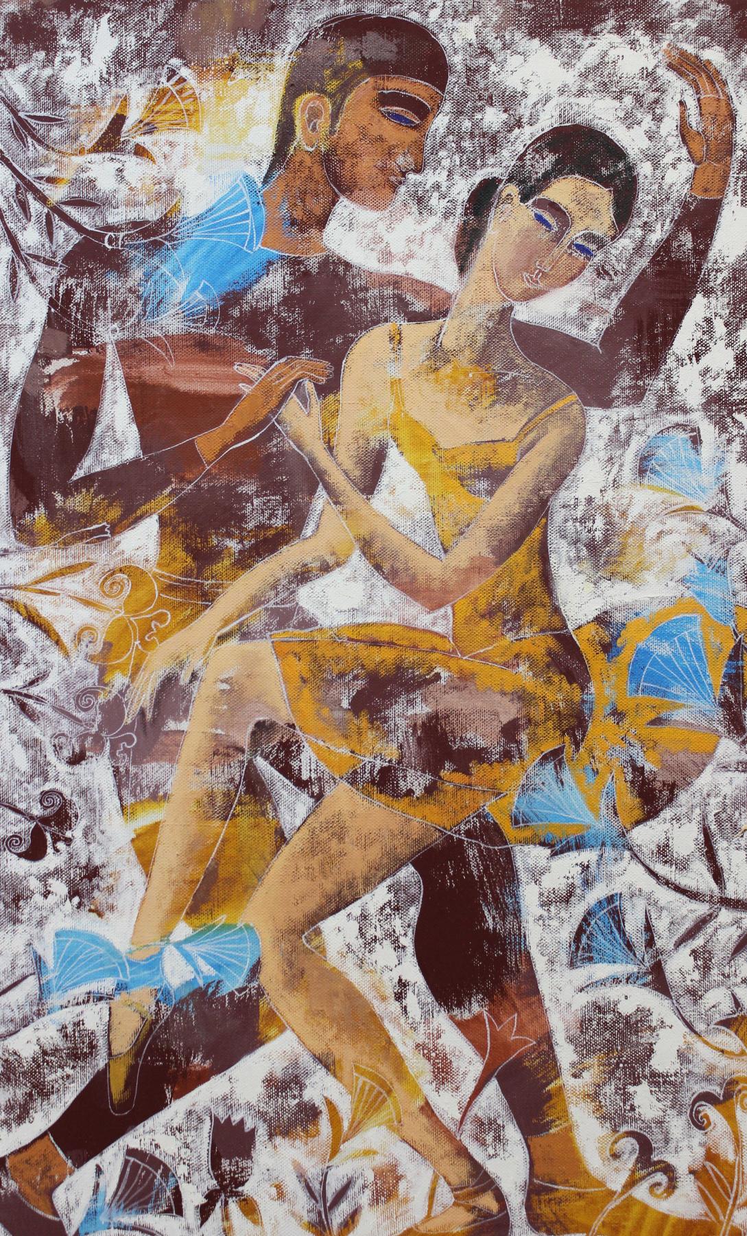 Julia Ivanovna Ivanova. Ballet