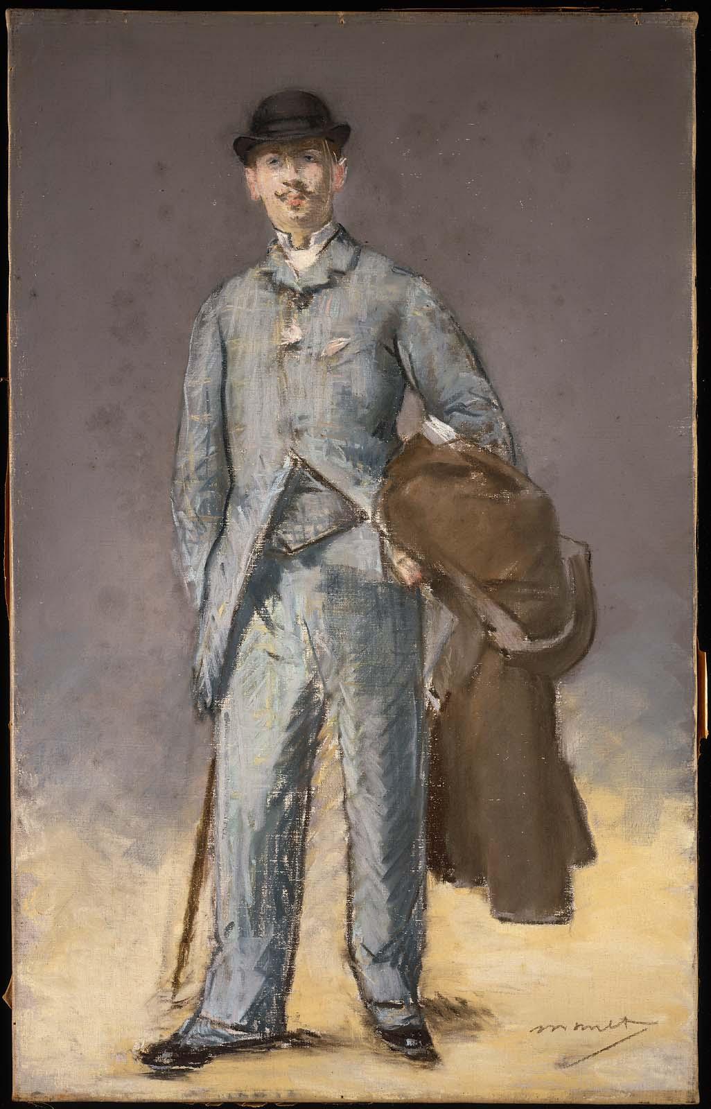 Edouard Manet. Rene Maiseroy