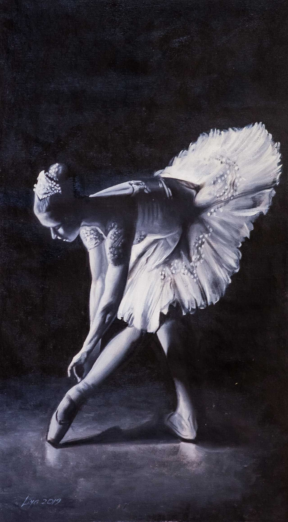 (no name). Ballerina. Grace and grace N2