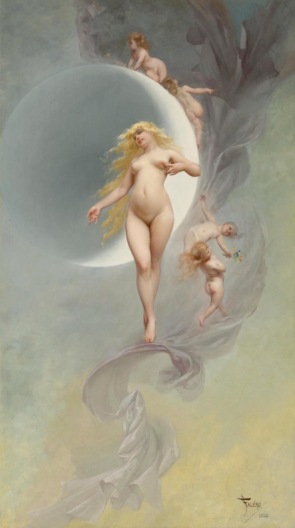 Luis Ricardo Phalero. The Planet Venus