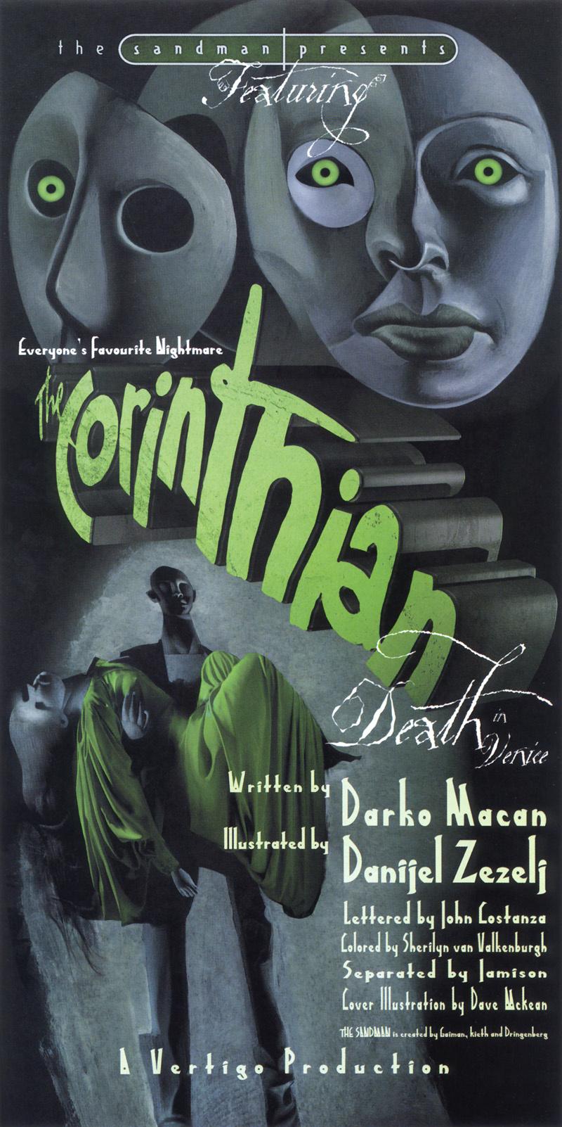 David McKenna. Poster