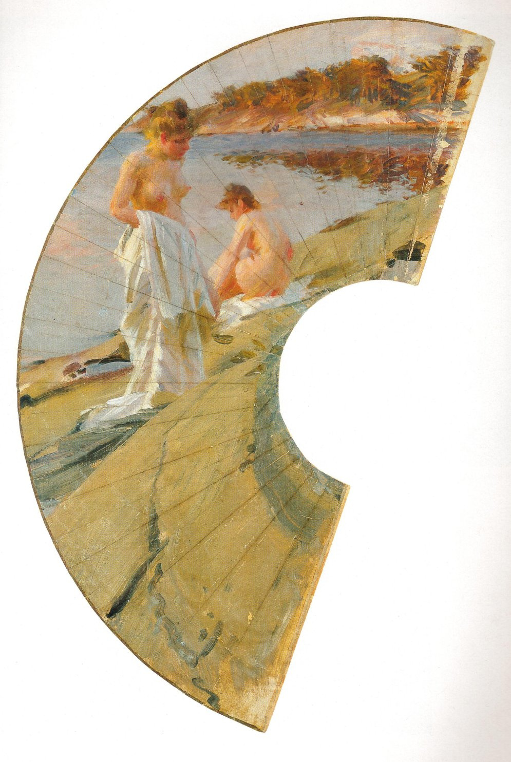 Anders Zorn. Bathers