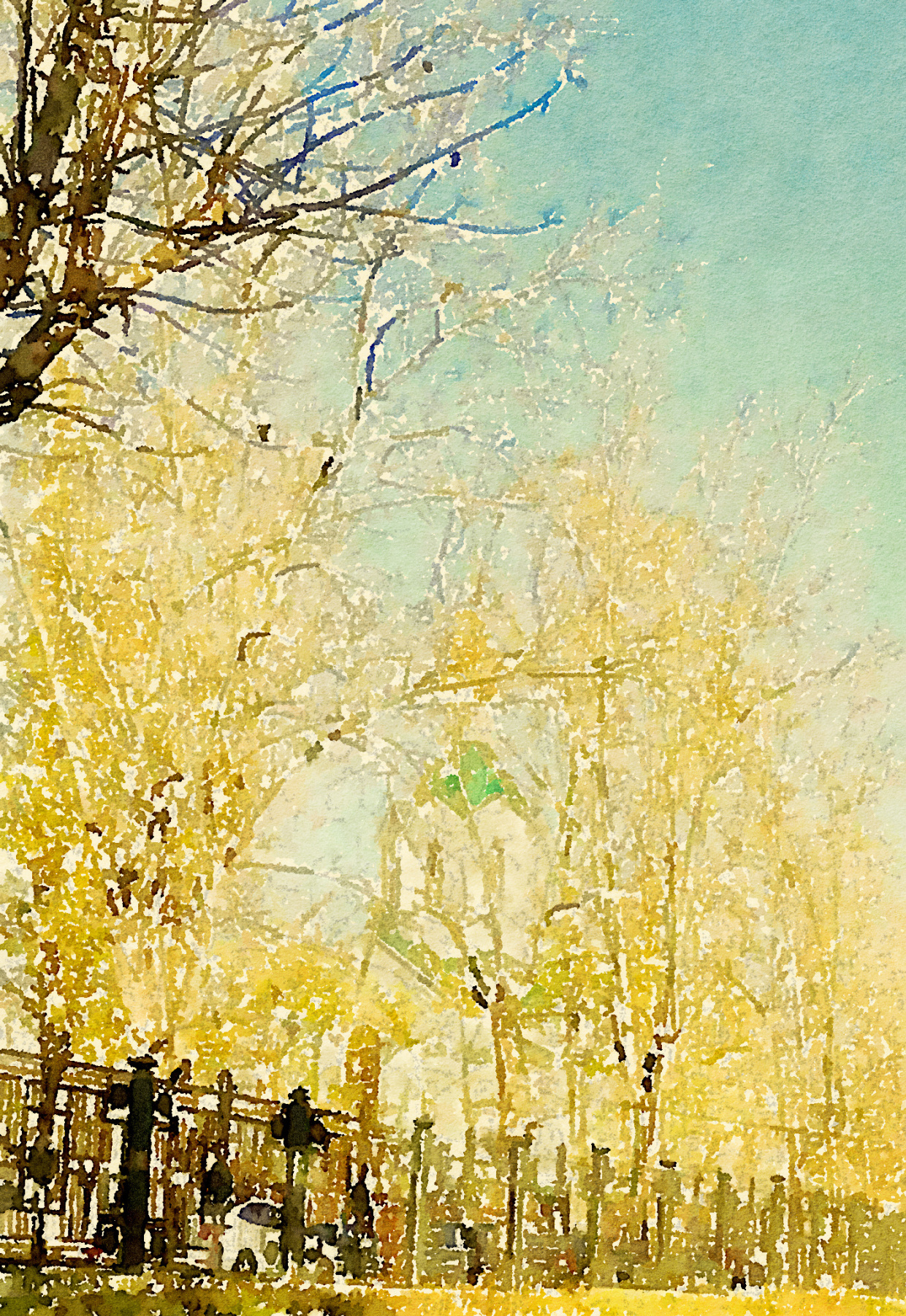 Valery Ilyichev. Ghost of old age