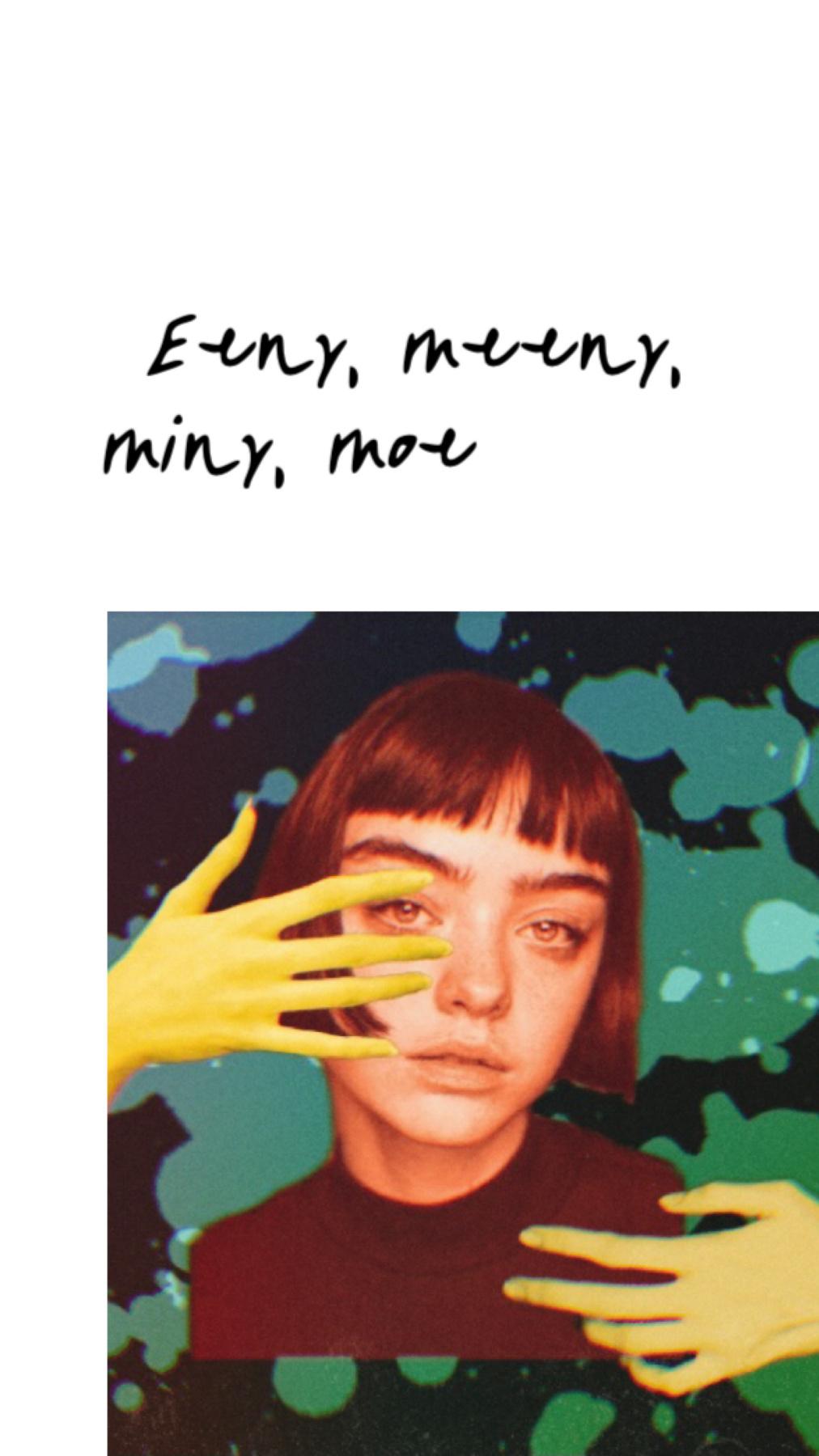 Maria Mikhailova. Eeny meeny miny moe