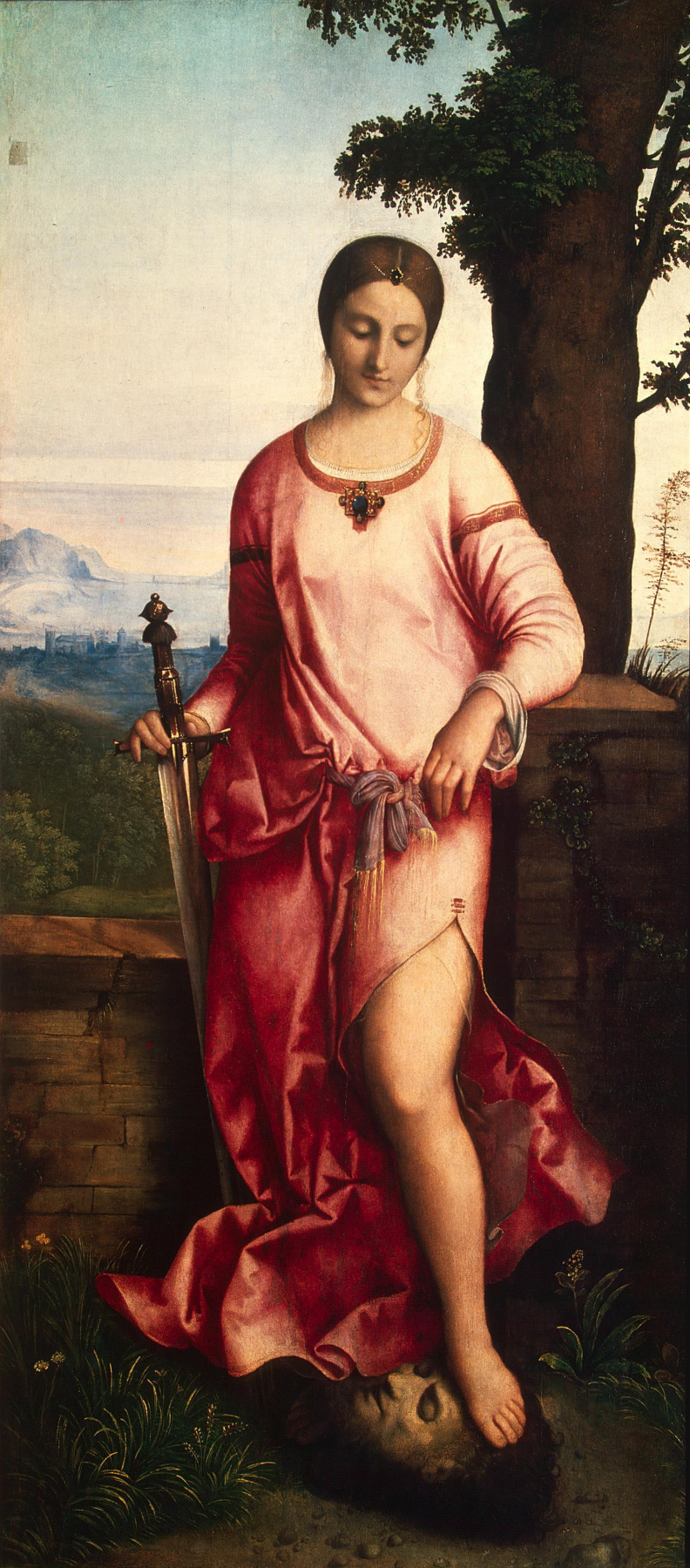 Giorgione. Judith