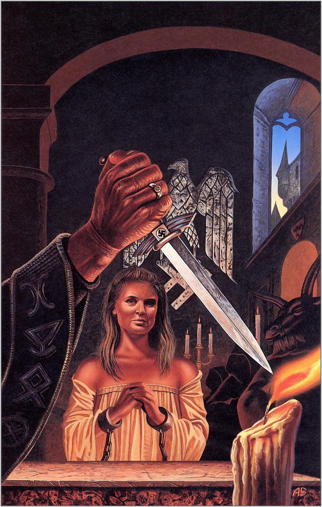 Andrew Skillboard. Dagger