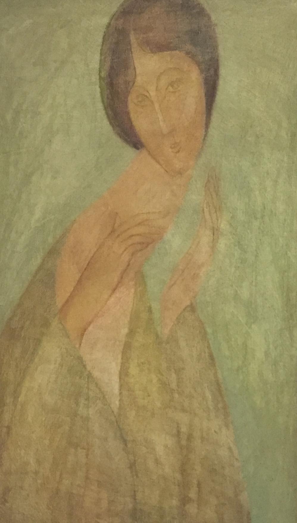 Rostislav Nikolaevich Ivanov. Fresco