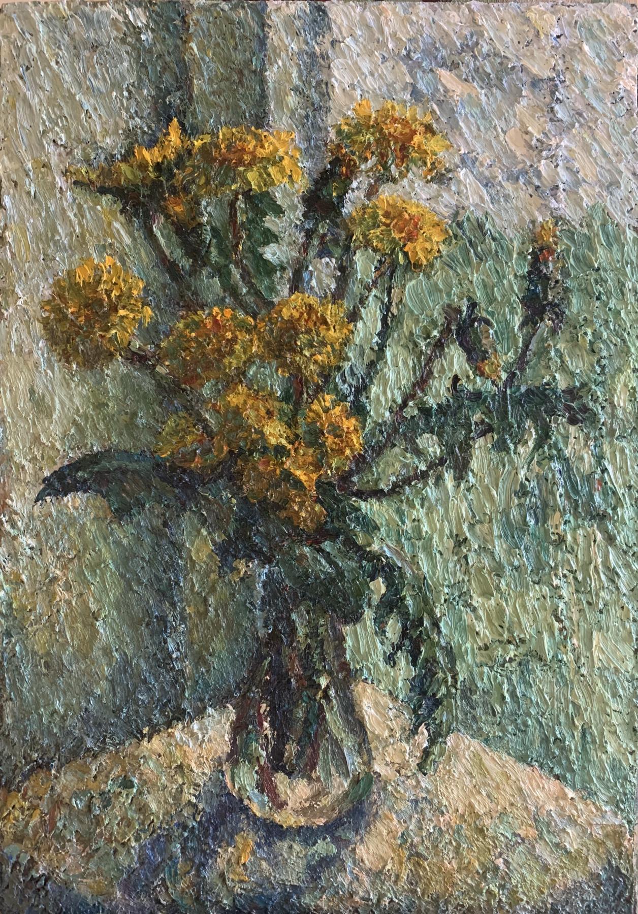 Irina Abramova. Dandelions