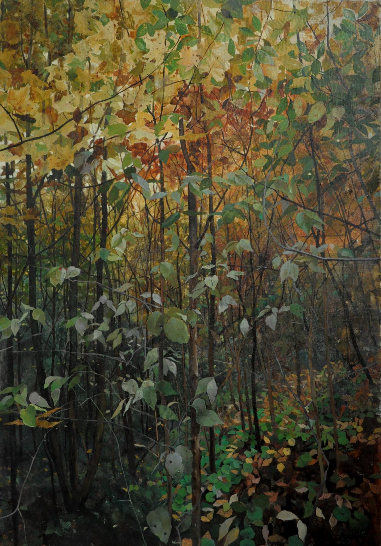 Polina Kuznetsova. Magic forest