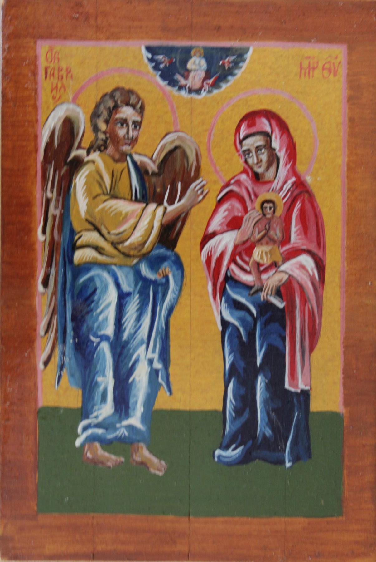 Sergey Vladimirovich Skorobogatov. Annunciation