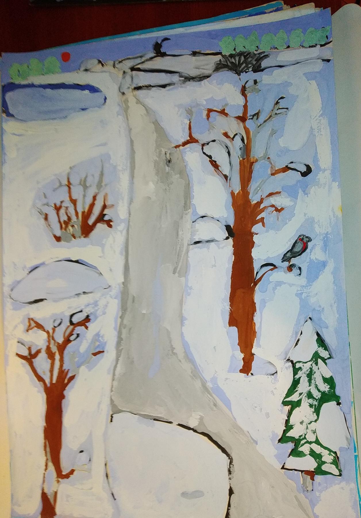 Zina Vladimirovna Parisva. Trail