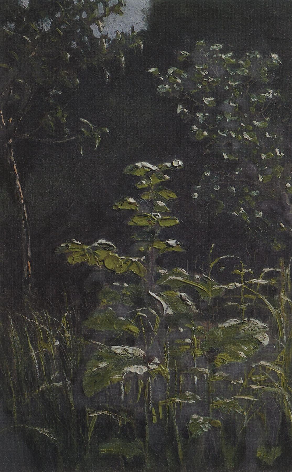 Arkhip Ivanovich Kuindzhi. Forest. Mugs