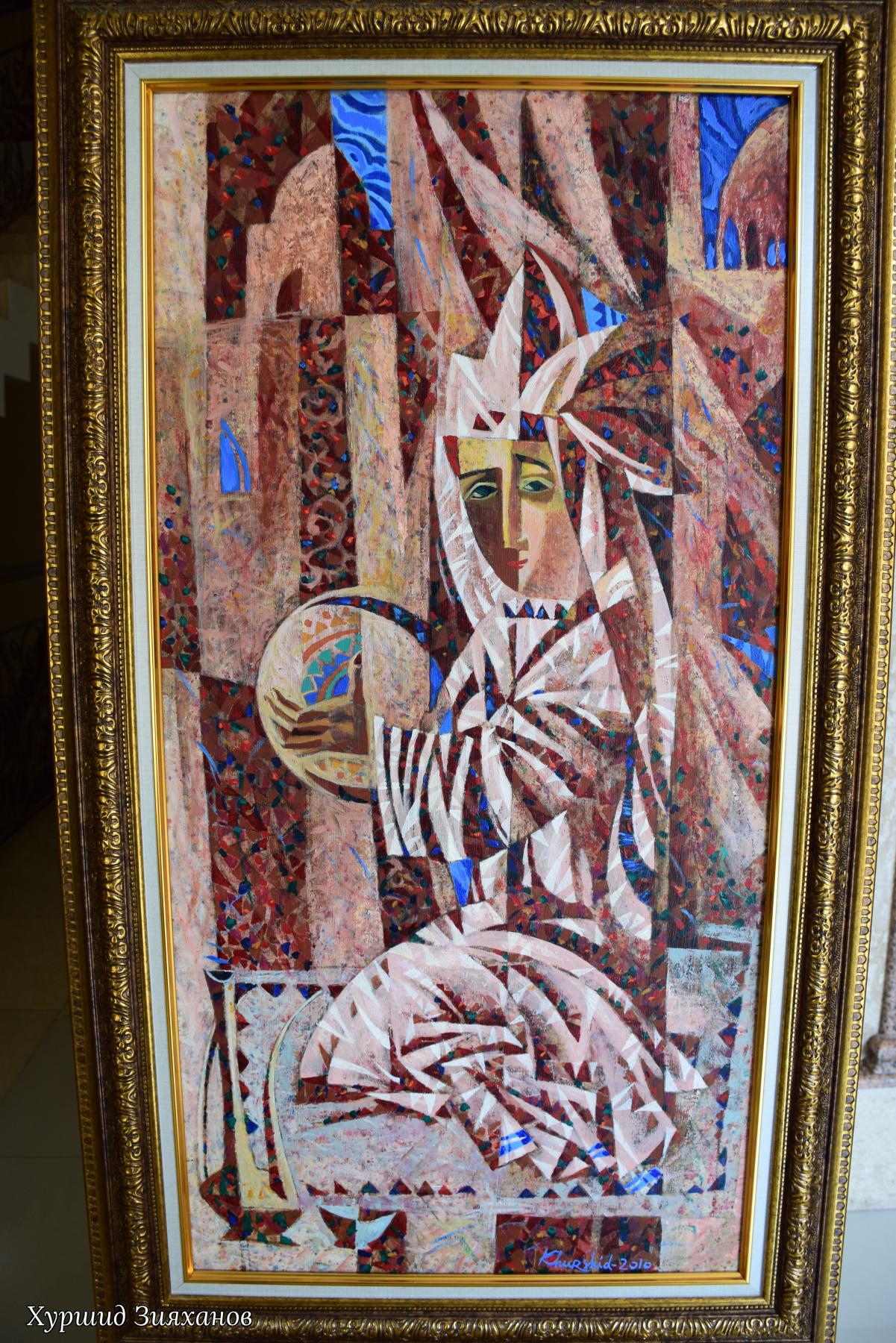 Хуршид Зияханов. Принцесса рубинового дворца