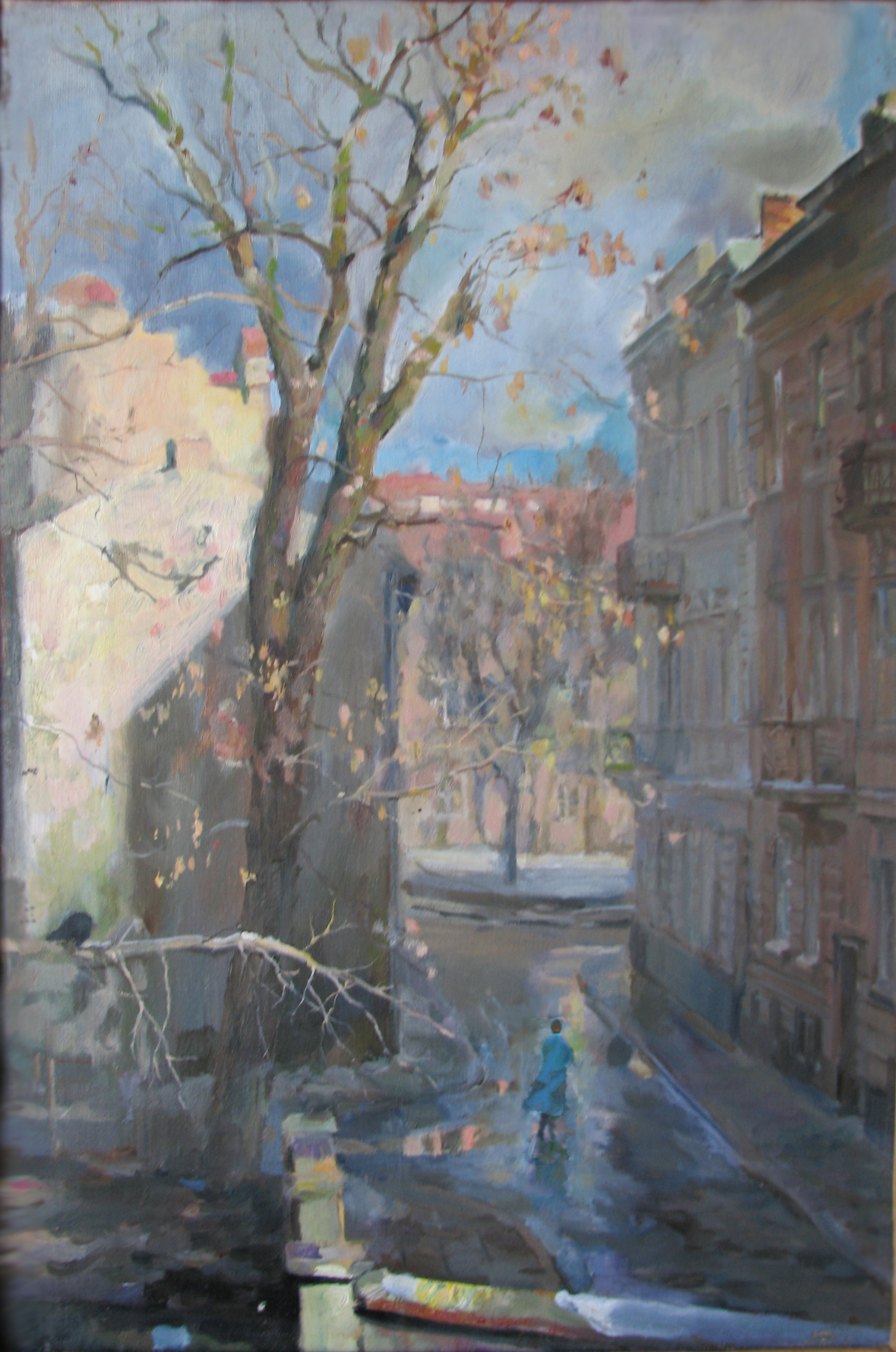 Dmitry Nayda. Street Tichaya
