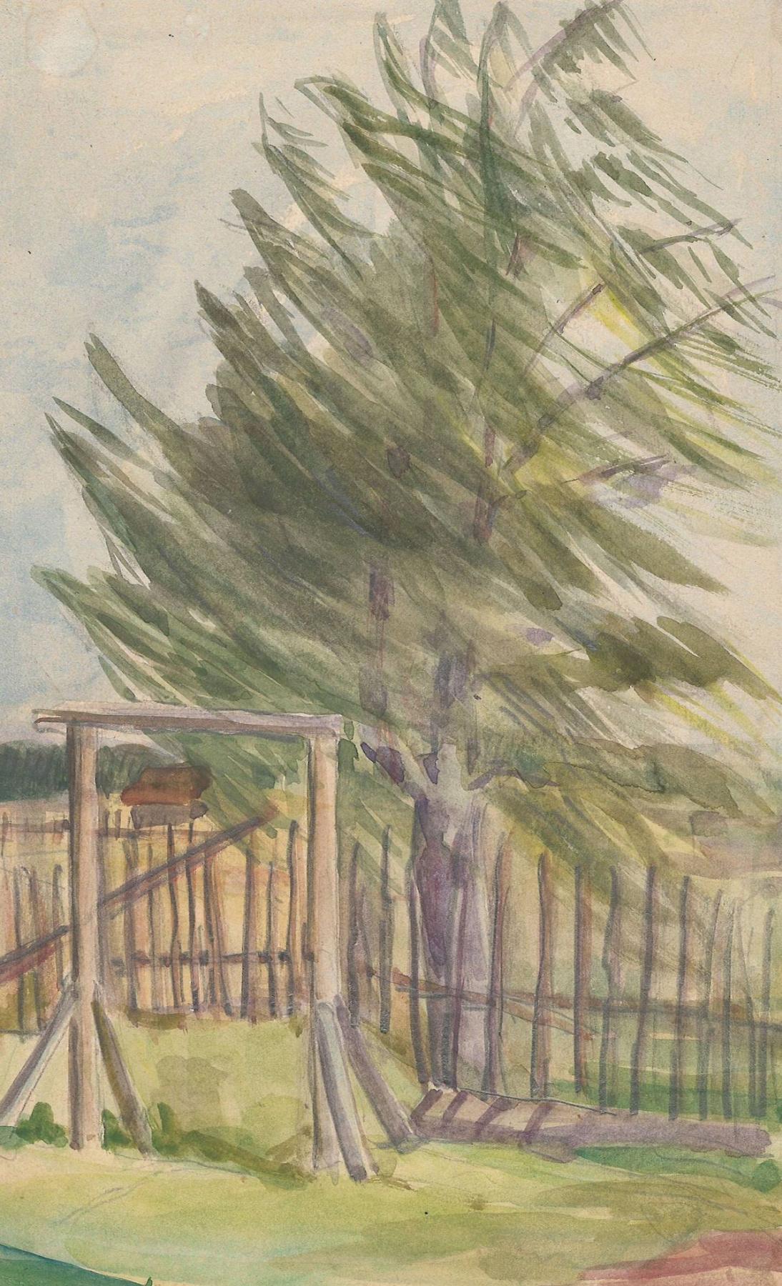 Natalia Agapieva - Zakharova. Summer wind