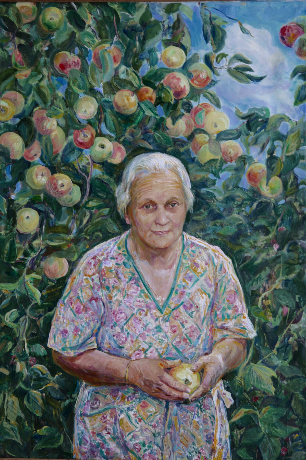 Tatiana Gennadievna Sorogina. Granny Mila