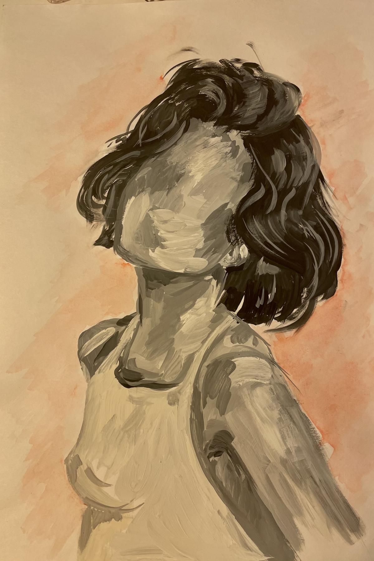 Alyona Pershina. Девушка