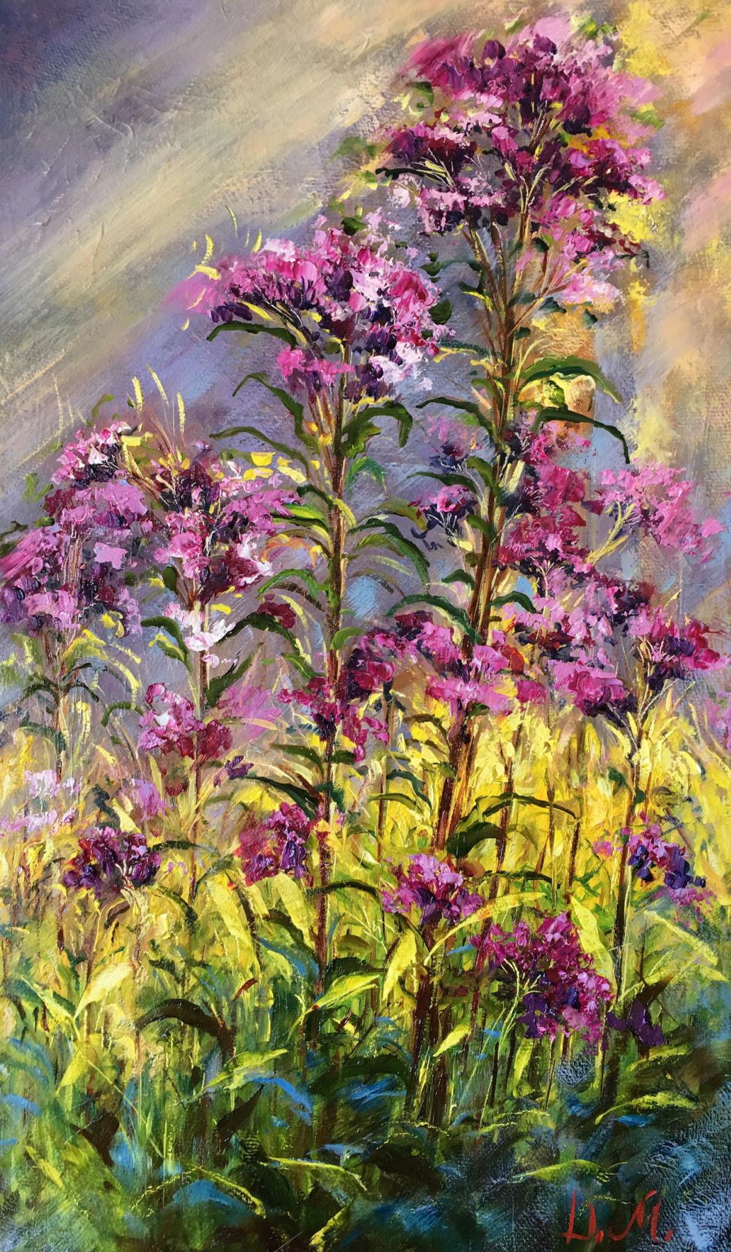 Диана Владимировна Маливани. Meadow Flowers