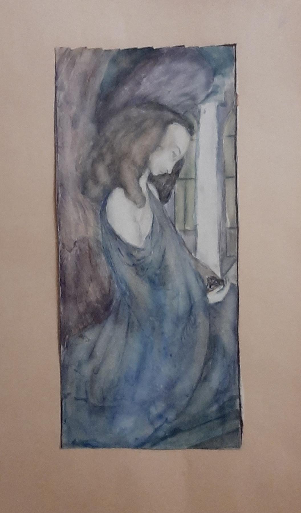 Natalia Agapieva - Zakharova. Angel.