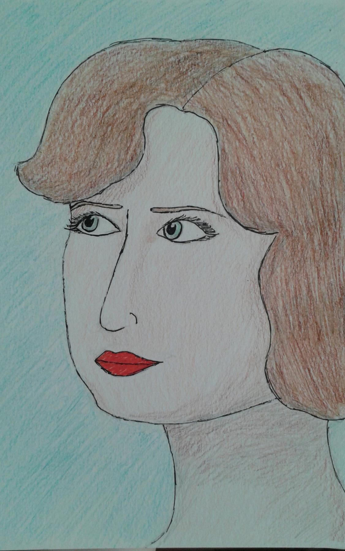 Zina Vladimirovna Parisva. Female