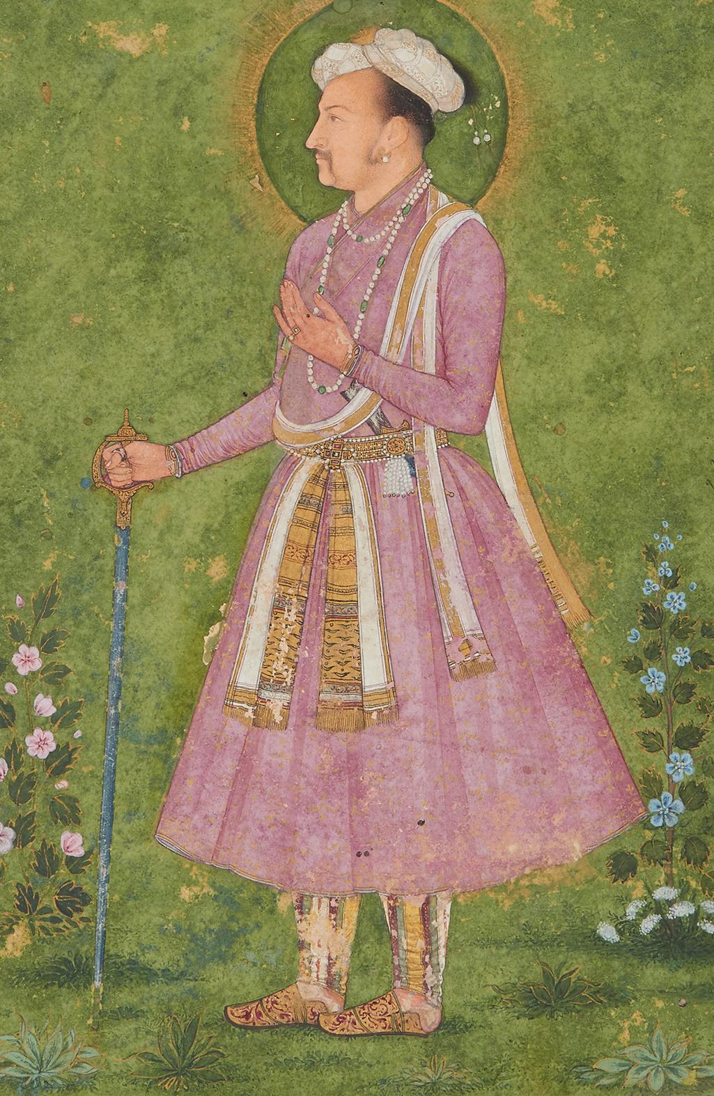 Muhammad Mushin. Jahangir