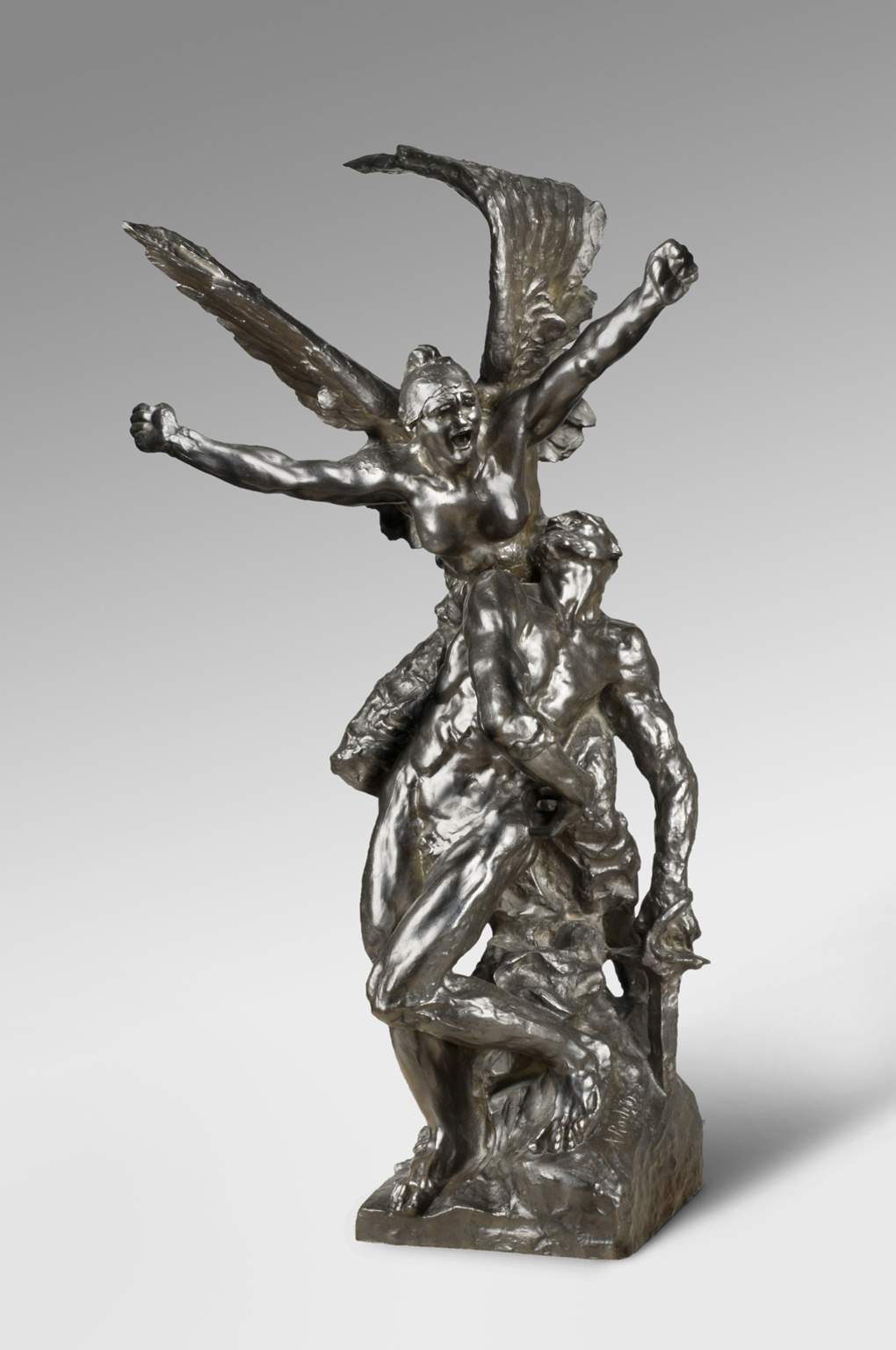 Auguste Rodin. A call to arms